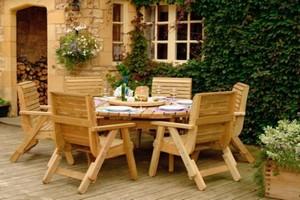 Выбираем садовую мебель