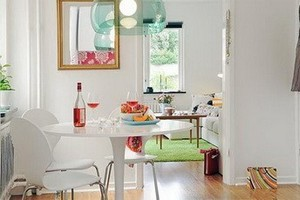 Дизайн маленькой квартиры: дизайнерские уловки и хитрости