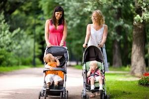 Как выбрать коляску для малыша: пять правил