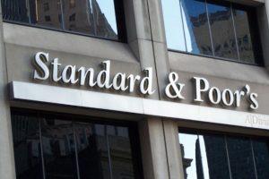 """S&P понизило рейтинг банка """"Пересвет"""" до уровня """"CCC-"""" с """"B+"""""""