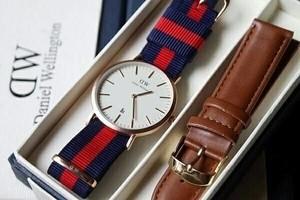Часы Daniel Wellington – стильный подарок