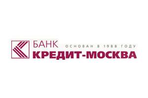 В банке «Кредит-Москва» обнаружена недостача на 1,67 млрд рублей