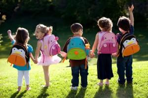 Критерии полезного детского рюкзака