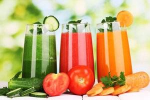 Топ-5 соков для похудения