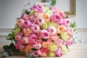 Заказ и доставка живых цветов