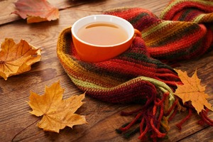Как быть счастливой осенью