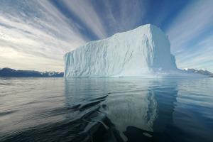 Откуда берутся айсберги?
