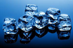 Как вода превращается в лёд?