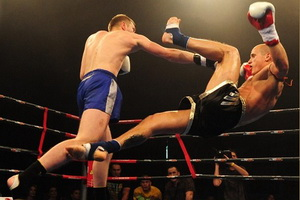 Ставки на смешанные единоборства UFC с Париматч