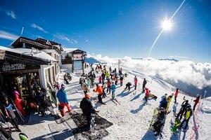 Климат курорта «Роза Хутор» - идеальные условия для горнолыжного спорта