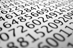 Как возникли цифры?