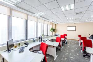 Особенности аренды офиса в БЦ класса А по системе «Все включено»