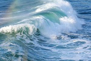 なぜ波が現れるのですか?