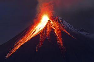なぜ火山が特定の場所にあるのですか?